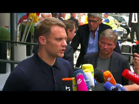 SCHLANDAL 2018: So emotional entschuldigt sich Manuel Neuer bei den Fans