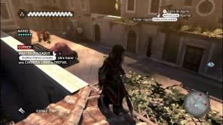 [GAMEPLAY 1] Assassin Creed Brotherhood (La Hermandad) [PC]