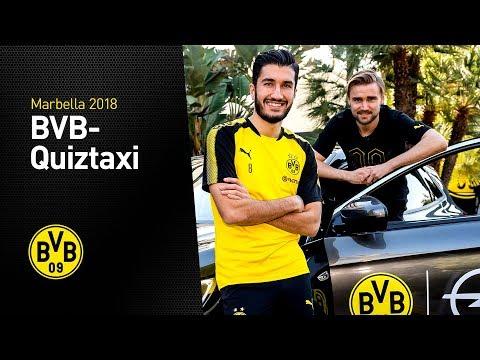 BVB-Quiztaxi in Marbella - Teil 2 | Marbella 2018