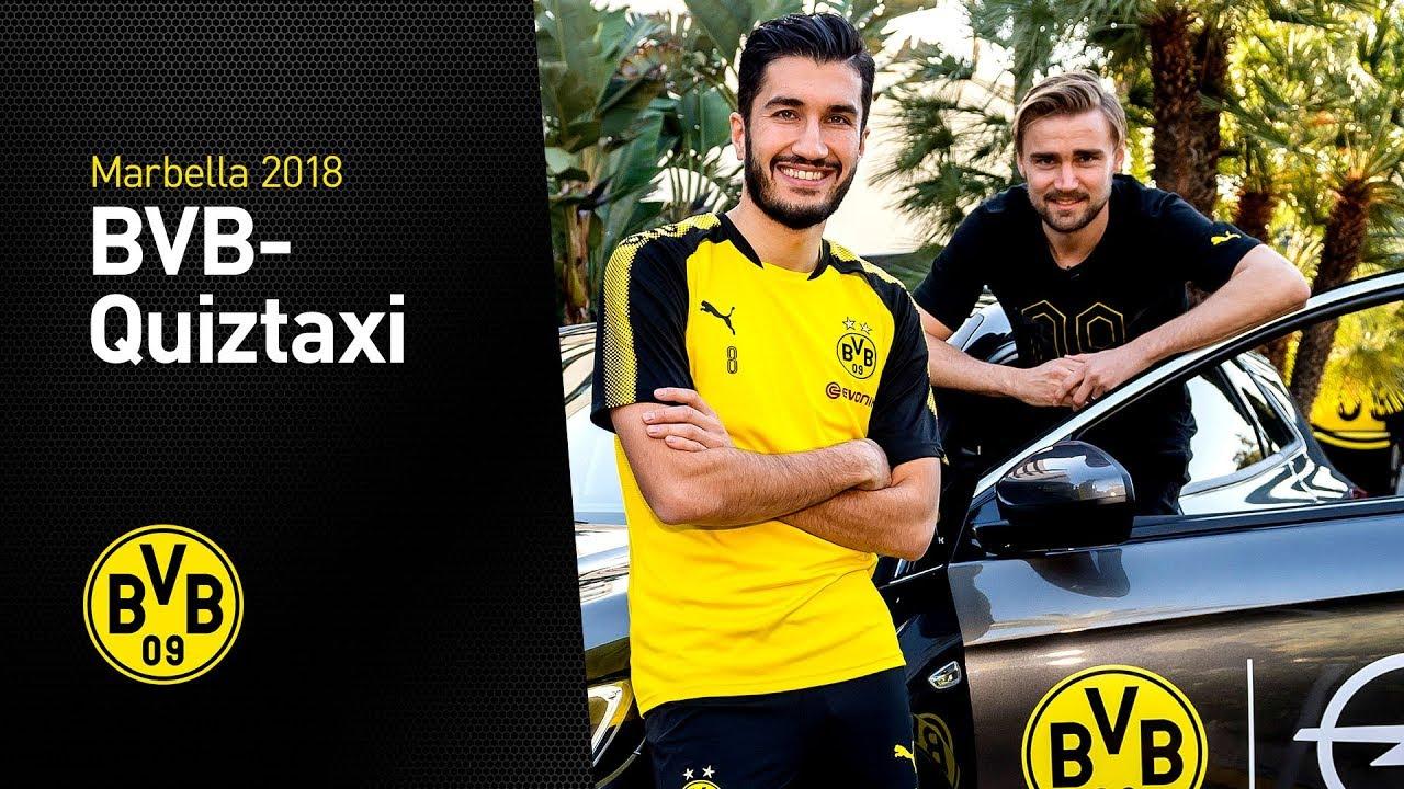 BVB-Quiztaxi in Marbella - Teil 2   Marbella 2018