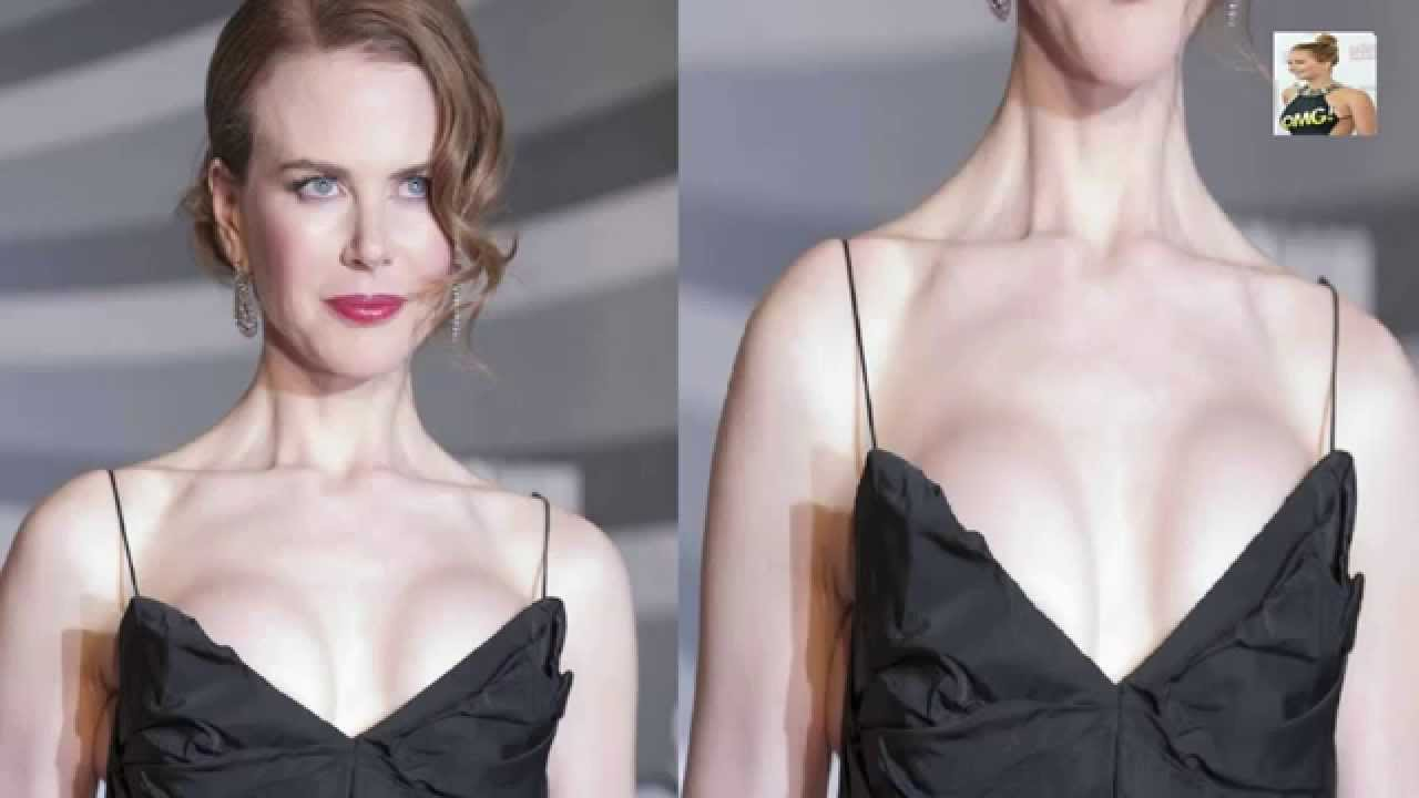 Cleavage Nicole Kidman nude photos 2019