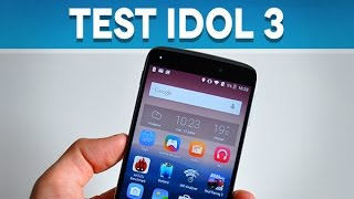 Test Alcatel One Touch Idol 3 (5.5
