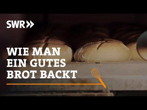 Handwerkskunst! Wie man ein echt gutes Brot backt | SWR Fernsehen