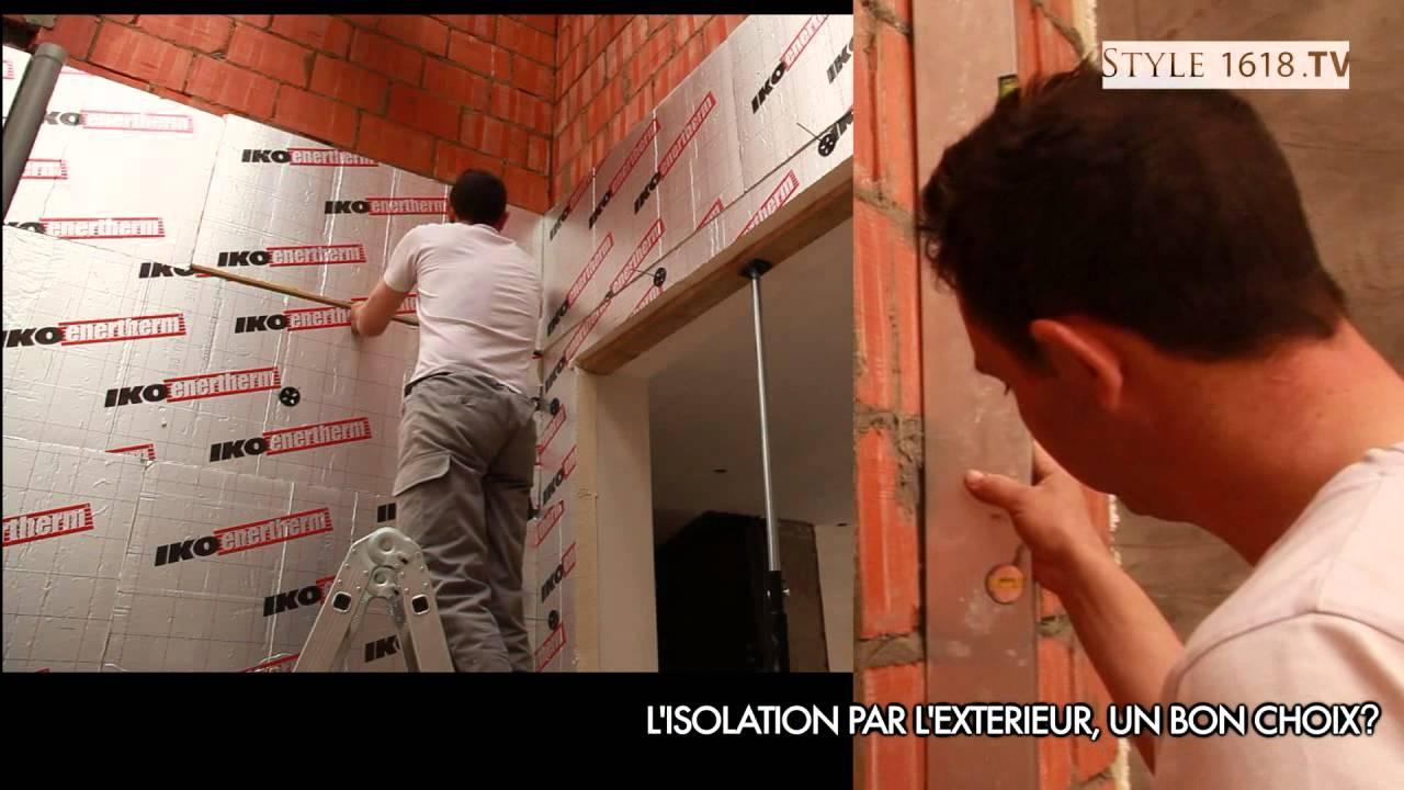 L 39 isolation n 39 est plus un luxe youtube for Comment isoler un garage en video