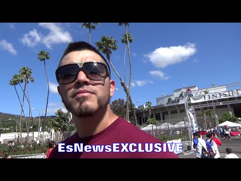 "BRANDON RIOS: ""MIKEY GARCIA HAS THAT STYLE MAYWEATHER HAS"" CAN FLOYD MAKE MIKEY A ""PPV STAR""?"