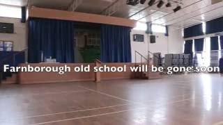 Farnborough old school dvd taster