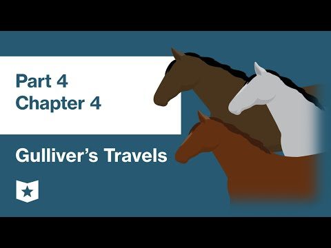 Gulliver's Travels by Jonathan Swift | Part 4, Chapter 4