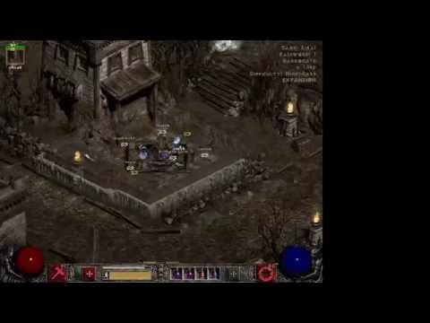 Diablo 2 wp bug