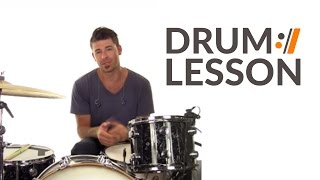 Real Love - Hillsong Young and Free // Drum Tutorial