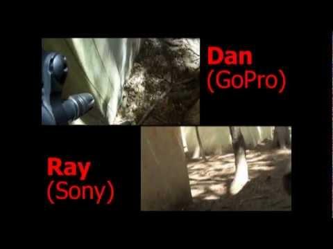 Airsoft CCTV visits XTreme Kombat, Durham North Carolina 04-07-12 video 1