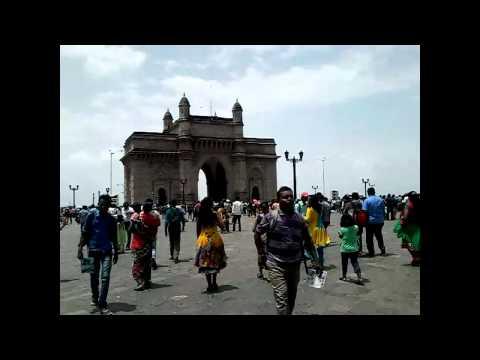 Gateway of India & Taj Hotel