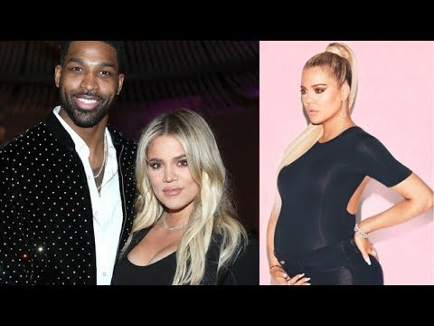 Khloe Kardashian DECIDES to STAY with Tristan and Reveals her Baby Girl Name!