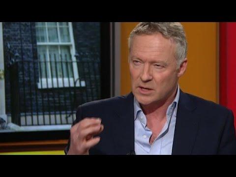 Comedian Rory Bremner's uncanny political impressions