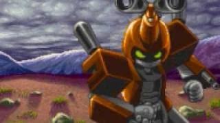 Medabots Metabee - Music 11 - Rubberobo Boss Battle