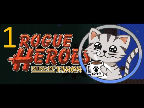 Frequent funny deaths in the dungeon of Terakar Keep while playing Rogue Heroes: Ruins of Tasos |