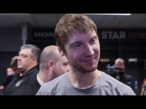 NHL All-Star Game 2017: Sergei Bobrovsky