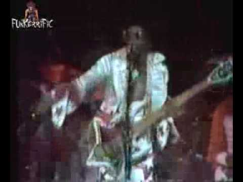Bootsy Collins - Rubber Duckie & Psychoticbumpschool