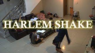 Harlem Shake Malaysia - CaveRock \M/