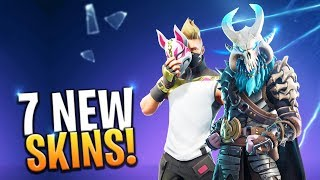 *SEASON 5* NEW CONFIRMED BATTLE PASS SKINS COMING TODAY! - Fortnite: Battle Royale