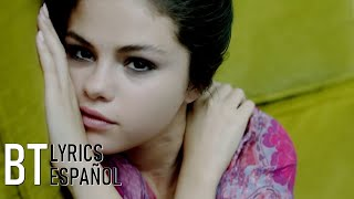 Selena Gomez - Good For You (Lyrics + Español) Video Official