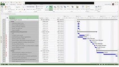 Scheduling for Success with Microsoft Project