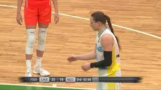 Аліна Ягупова - найкращий гравець туру кваліфікації ЄвроБаскета-2019