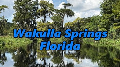 Wakulla Springs Florida