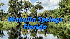 Wakulla Springs Florida