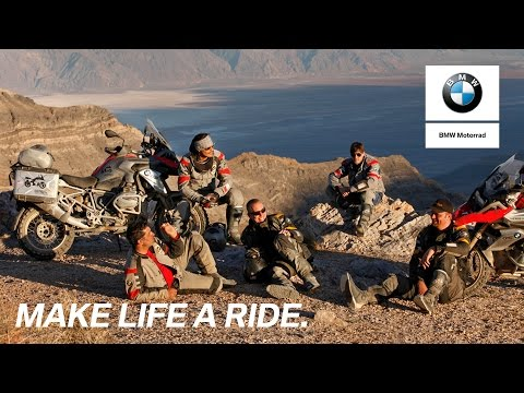 One World. One R 1200 GS. Tour USA – BMW Motorrad
