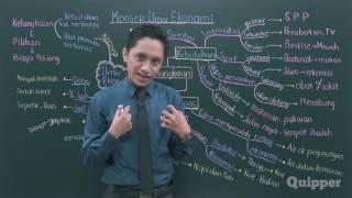 Gambar cover Quipper Video - Konsep Ilmu Ekonomi Bagian 1 - Ekonomi