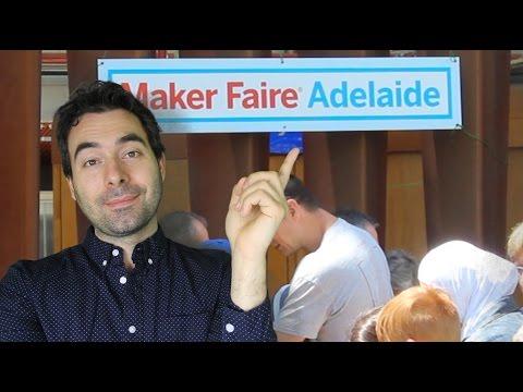 Maker Faire Adelaide 2016!