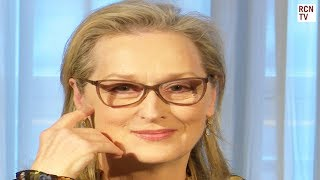 Meryl Streep On Future Of Times Up & Me Too Campaigns