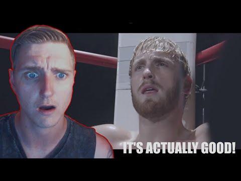 LOGAN PAUL MADE A GOOD SONG !? Logan Paul - GOING BROKE (Antonio Brown Diss Track) Reaction