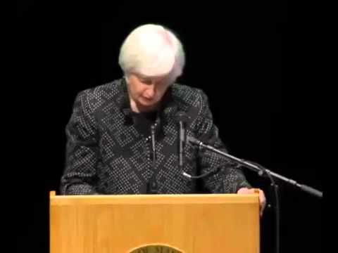 BIZARRE: Federal Reserve Chairman Janet Yellen Stumbles Over Words