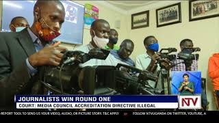 Media council accreditation directive illegal - Court