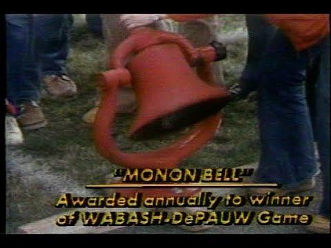 November 12, 1977 - The 84th Monon Bell Classic