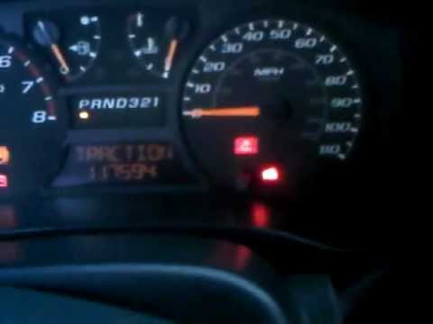 Chevrolet Colorado 2005 Security Light Youtube