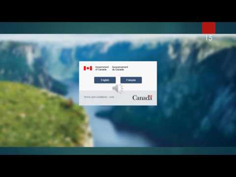Step by step guide to apply for Co op Work Permit in Canada.