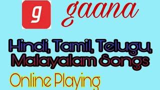 Gaana Music Hindi Tamil Telugu Malayalam Songs Free MP3 App screenshot 5