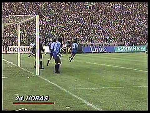 1991 Colo Colo 2 U.de Chile 0 Torneo Nacional
