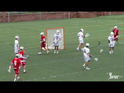 Daniel Kelly Lacrosse 2017: Calvert Hall '20 (UNC Commit)