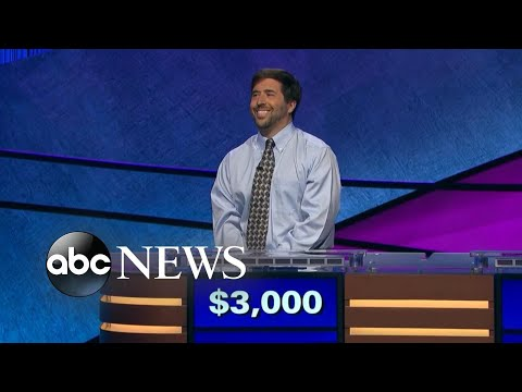 'Jeopardy!' Champ Logs 19th Straight Win