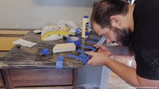 How To Diy Laminate Countertops (formica 180fx)