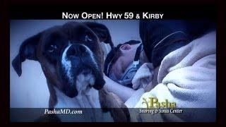 Pasha Snoring & Sinus: Doghouse