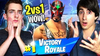 UNA VITTORIA REALE con FINALE 1 vs 2: ASSURDO! Fortnite Stagione 5 Gameplay ITA By GiosephTheGamer
