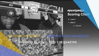 Rogersbros Reacts to Southern University VS Jackson State University 'BoomBox Classic 2010 5th qrt' thumbnail