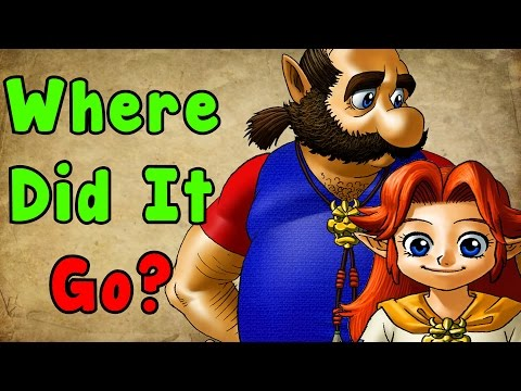 Zelda Theory - What Happened To Lon Lon Ranch?