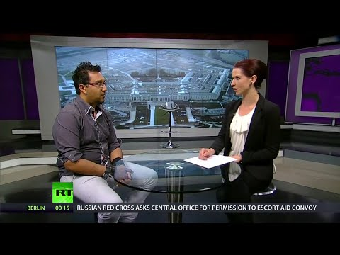 How Non Violent Activists Can Land on the Drone King's Kill List | Interview w/ Nafeez Ahmed