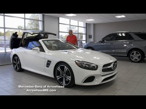 What\u0027s Special - The 2017 Mercedes-Benz SL-Class SL 450 Roadster from  Mercedes Benz of Arrowhead
