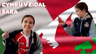 Cymru V Eidal | Sara | Fideo Fi